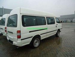 14 seats minibus