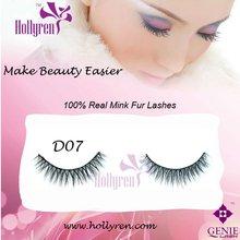 Best selling style eyelash real mink