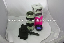 2012 Good Selling Trendy Commercial Camera lens Coffee cups