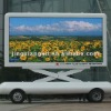 OMDM Mobile LED Display Trailer