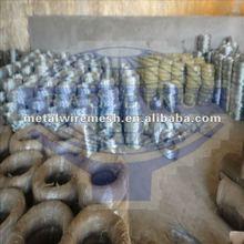 Hot galvanisées placage fil de fer