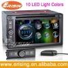 Erisin Cheap Arm system Car DVD Player 3G WIFI SUPPOR