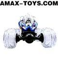 Rsc-1091663 rc stunt car venda quente deslumbrante controleremoto caindo stunt car com luzes piscando e música dinâmica