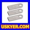 Capless Metal DTSE9 USB flash drive 8GB 16GB