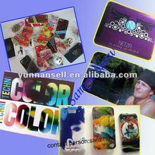 Universal inkjet color blackberry case printer