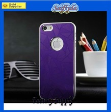 Brushed Aluminum Metal Case for iPhone5 5G