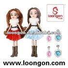 loongon vinyl doll Doll Set silicone vinyl doll kits