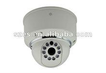 Full function IR Megapixel IP Dome Camera