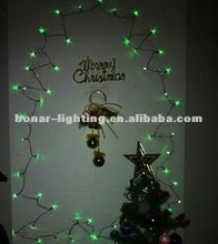 2012 solar string decorative lights for Holiday yellow\blue\red