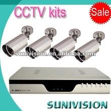 4CH free dvr surveillance software