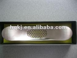 more suprise click www.myseenontv.com garlic press/crusher/peeler high quality stainless steel garlic press scoop
