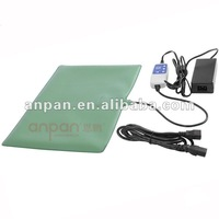 heating small animal mat, pet bed for hot therapy, heated pet mat