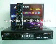 azclass s1000plus (azamerica s925)nagra3 decoder free iks