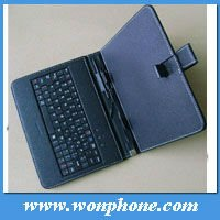 8inch Leather Tablet PC Cover Cheap Low Cost with Keyboard