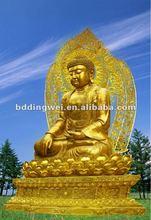 brass buddha