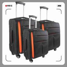 Dappled Stone Eminent Spinner Wheels Aluminum Trolley Luggage Suitcase