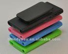 Silicone TPU GeL Case Back Cover with Belt Clip for Ipod Nano 7 7TH 7G nano7 case