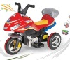 ride on electric power kids motorcycle bike with battery power,forward & backward,music
