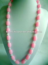 teething baby fashion jewelry silicone teething beads for jewelry silicone teething beads silicone jewellery emerald beads