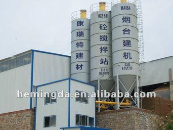 60m3/h Concrete batching plant