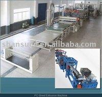 PET/ PP/PE Sheet Extrusion Line/Plastic Sheet Extrusion Line