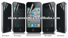 Good Quality Matte Privacy Screen Protector For Iphone4gs/4g/4s ,Privacy Filter, Mobile Phone Accessory