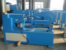 circle shape shearing machine for metal plate sheet