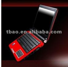 10 inch D2500 windows 7 1.8GHZ Memory 1GB/2GB HDD 160G/320G low price mini laptop