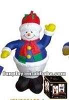HI Christmas inflatable ,giant christmas inflatable ,cheap christmas inflatable cartoon