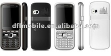 """2.2""""inch 4 bands 4 sim cards support 2 T cards C8 mobile phone"""