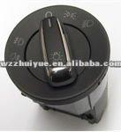 OEM Quality Switch HEADLIGHT SWITCH / HEAD LIGHT SWITCH 3BD 941 531 VW GOLF4 JETTA PASSAT B5