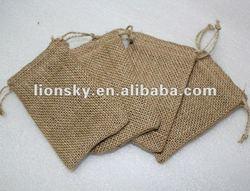 hight density jute/hessian/linen/hemp/gunny/sacks packing jewellery&gift&coffee&rice&cotton