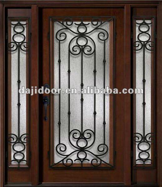 Porte entree bois designs