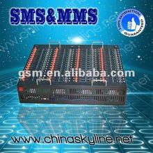 High quality 64 ports GSM SMS Modem support AT command ,mini 4 port usb gsm modem