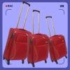 2012 High Grade Refreshing 4 Wheels Trolley Luggage Spinner Luggage