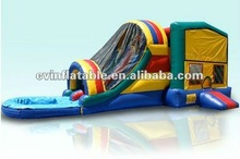 2012 new design Inflatable Combo Slide Bounce House on sale