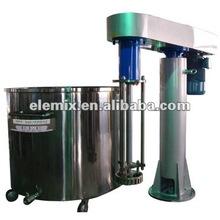 cleaning solution high shear homogenizer