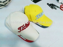 New 2012 Professional Style Moisture Wicking Golf Hat Waterproof Golf Cap One Size Fits All 5 Colorways
