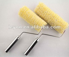 High quality yiwu new paint roller brush with metal handle