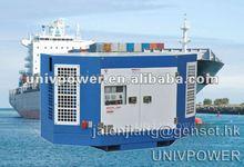 Fuel saving UW24E reefer container generators
