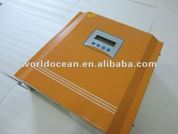 2012 advanced solar controller for solar energy system ,24V30A to 240V/100A