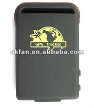 mini gps tracker tk102 & elder / kid / pet / car gps receiver