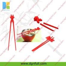 funny decorator silicone chopsticks