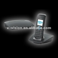 Low cost rj45 skype phone without pc