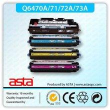 Compatible Color Q6470 for HP Laser Jet 3600 Toner