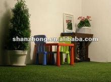 Beautiful artificial grass for indoor decoration (shanzhong brand)