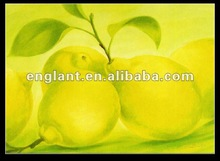 handmade still life fruit painting with cheap delivery