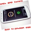 Android 4.1 5.5 Inch N9330 MTK6577 1GHz Cell phone with QHD Capacitive Screen Dual Core 3G,android 4.1 mobile phone