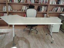 Folding office desk/Folding office table