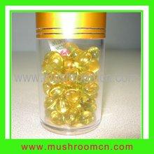 Chinese Medicinal Mushroom Ganoderma lucidum spore oil softgel